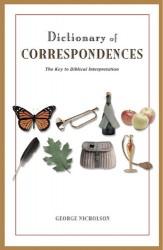 Nicholson_DictionaryCorrespondences