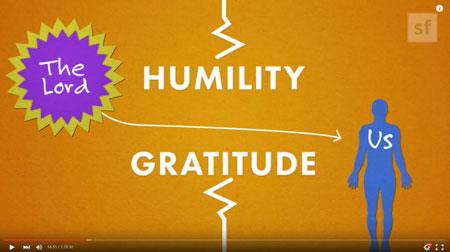 humilitygratitude