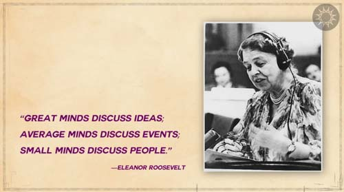 Recap---3Simple---3-Eleanor-Roosevelt